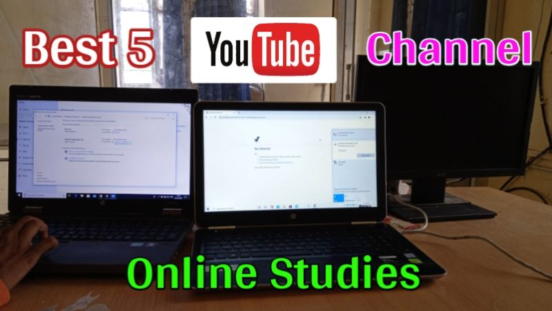 Best 5 YouTube Channel For Online Studies In 2021