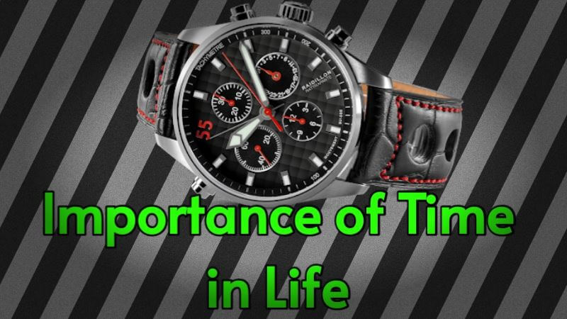 Best Importance of time in life Hindi 2021